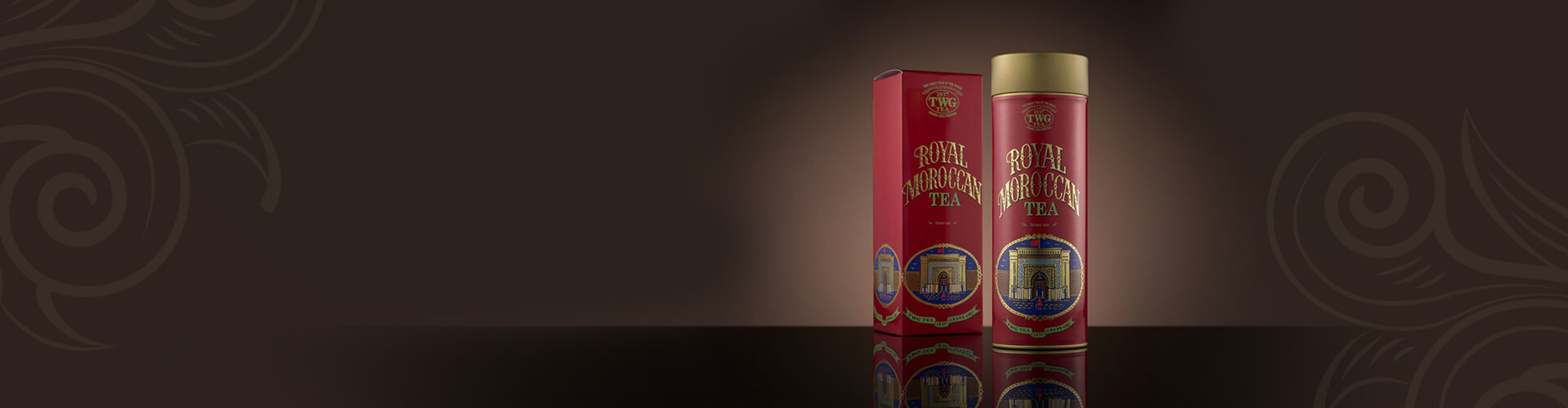 Royal Moroccan Tea